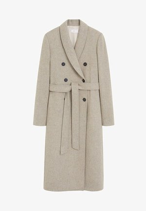 MAGGIE - Classic coat - grau