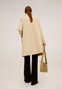 Mango - DOUBLE - Trenchcoat - beige - 1