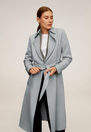 DINGDONG - Trenchcoat - grey
