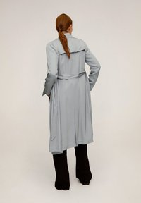 Mango - DINGDONG - Trenchcoat - grey - 2