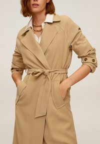 Mango - TAXI - Trench - beige - 2
