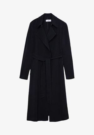 DINGDONG - Trenchcoat - schwarz