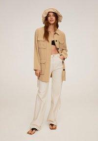 Mango - CIRCUS - Trenchcoat - beige - 1