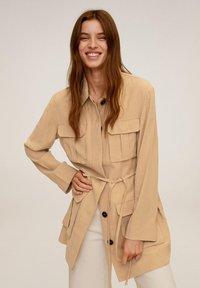 Mango - CIRCUS - Trenchcoat - beige - 0