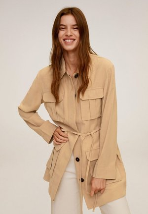 CIRCUS - Trench - beige