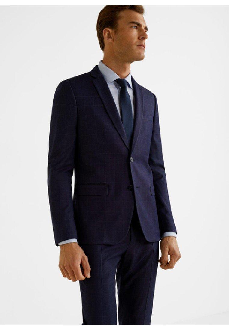 Mango - PAULO - Blazer jacket - blau