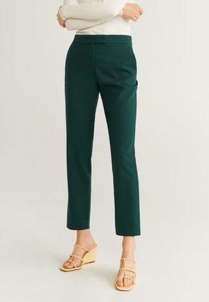 OFFICE - Pantaloni - dark green