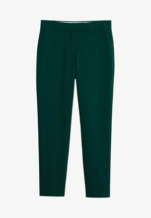 OFFICE - Trousers - dark green