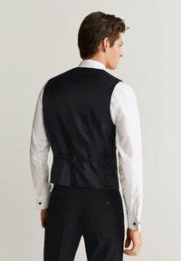 Mango - BRASILIA - Suit waistcoat - black - 2