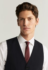 Mango - BRASILIA - Suit waistcoat - black - 3