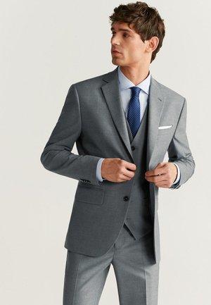 BRASILIA - Chaqueta de traje - grey