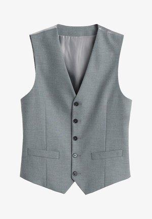 BRASILIA - Suit waistcoat - gray