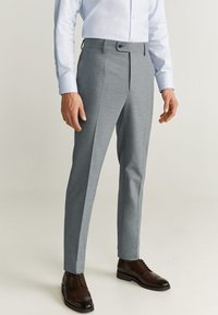 Mango - BRASILIA - Pantaloni eleganti - gray - 0