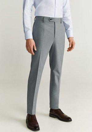 BRASILIA - Pantaloni eleganti - gray