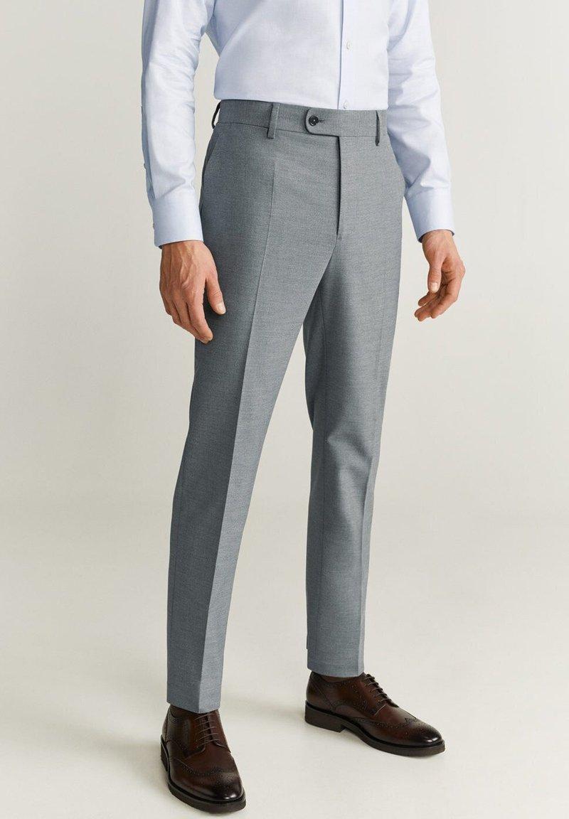 Mango - BRASILIA - Pantaloni eleganti - gray