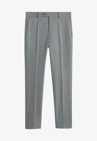 Mango - BRASILIA - Pantaloni eleganti - gray - 5