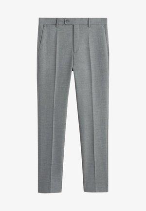 BRASILIA - Pantalón de traje - gray