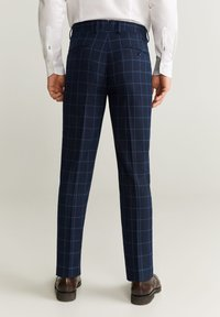 Mango - BRASILIA - Spodnie garniturowe - blue - 2