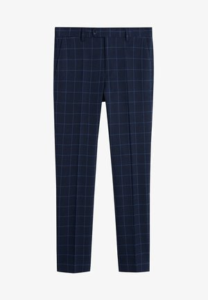 BRASILIA - Pantalon de costume - blue