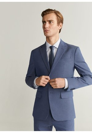 BRASILIA - Suit jacket - celeste