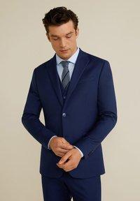 Mango - BRASILIA - Chaqueta de traje - marineblau - 0