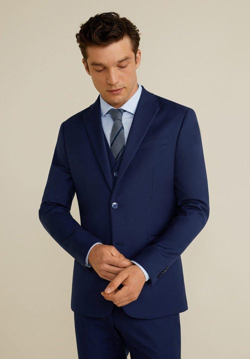 Mango - BRASILIA - Chaqueta de traje - marineblau