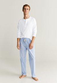 Mango - PYJAMALC - Pyjama - light blue - 0