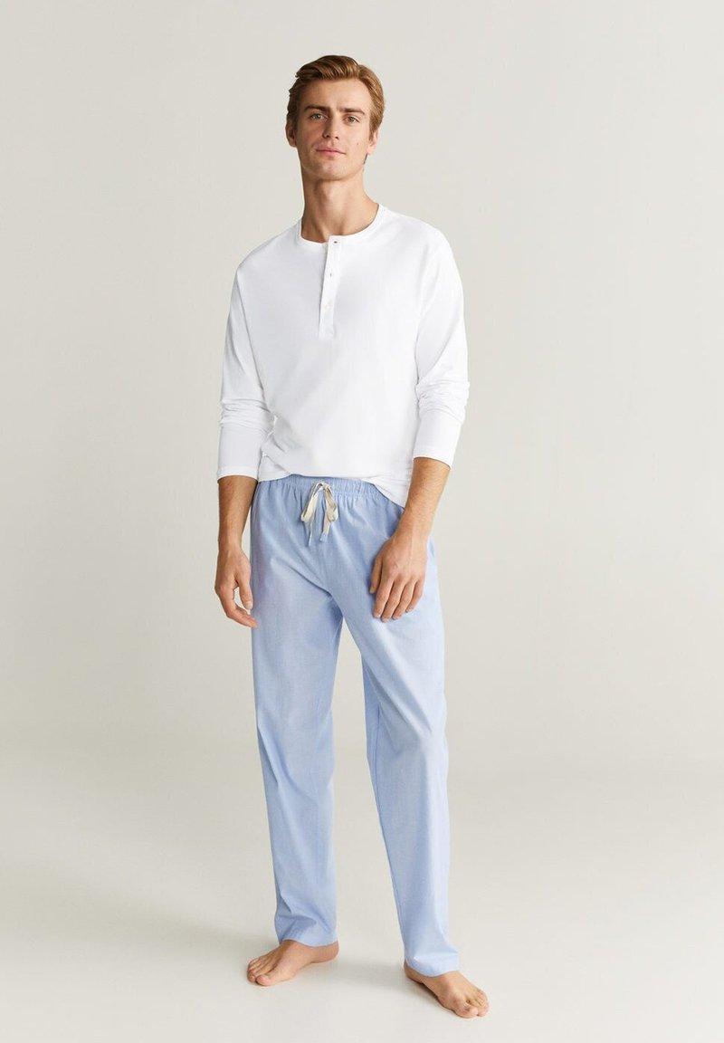 Mango - PYJAMALC - Pyjama - light blue
