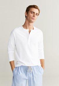 Mango - PYJAMALC - Pyjama - light blue - 1