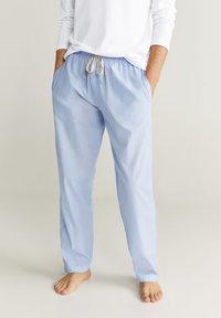 Mango - PYJAMALC - Pyjama - light blue - 3