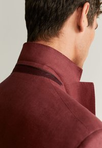 Mango - FLORIDA-I - Suit jacket - wiśniowy - 5
