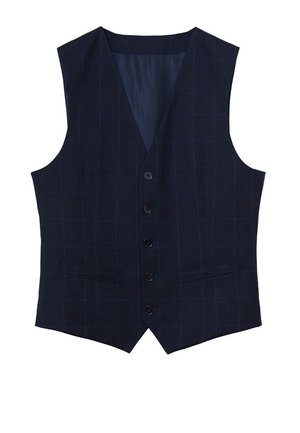 Gilet elegante - dunkles marineblau