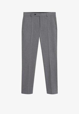 BRASILIA - Pantaloni eleganti - grau