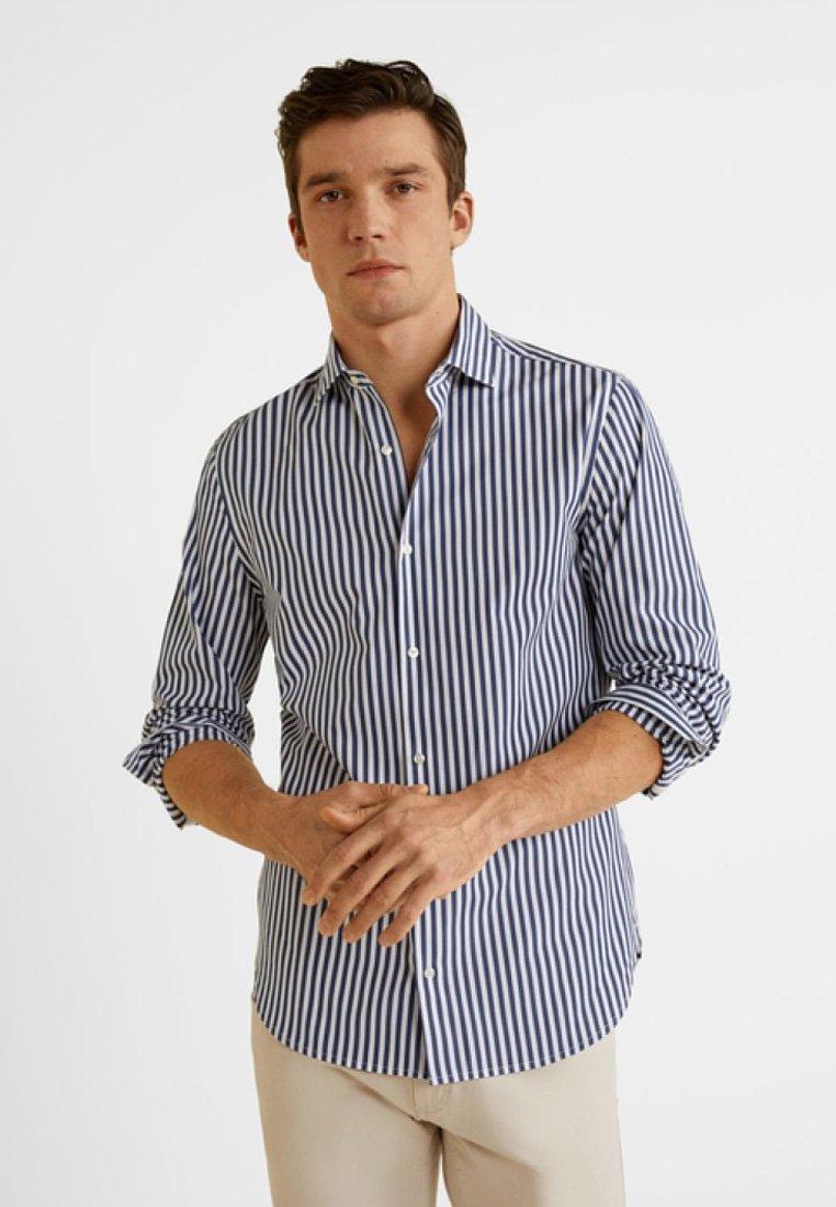 Mango - CARLA - Skjorte - navy blue