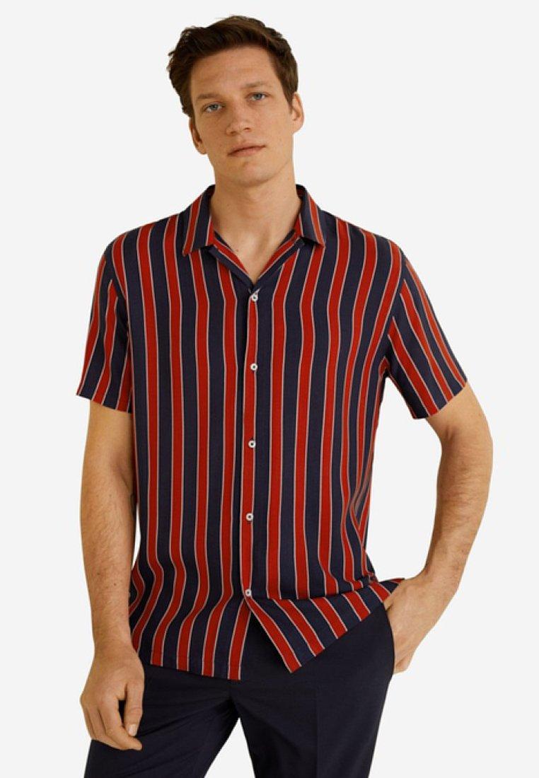 Mango - GABAN - Shirt - red
