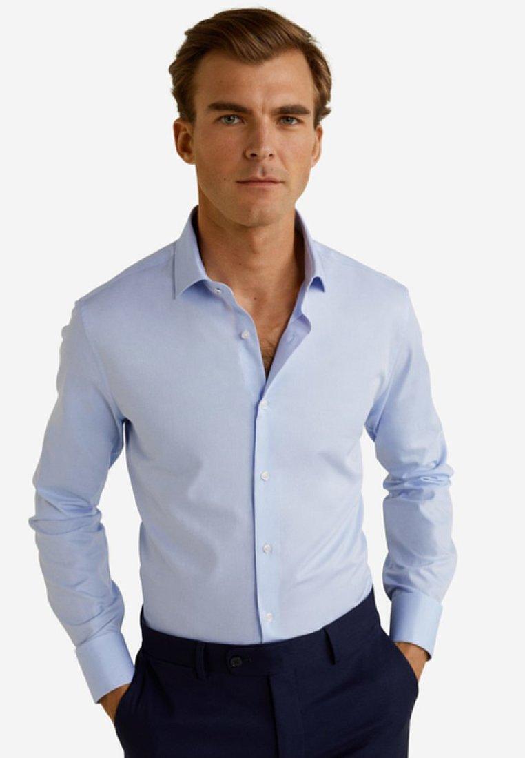 Mango - Businesshemd - light blue