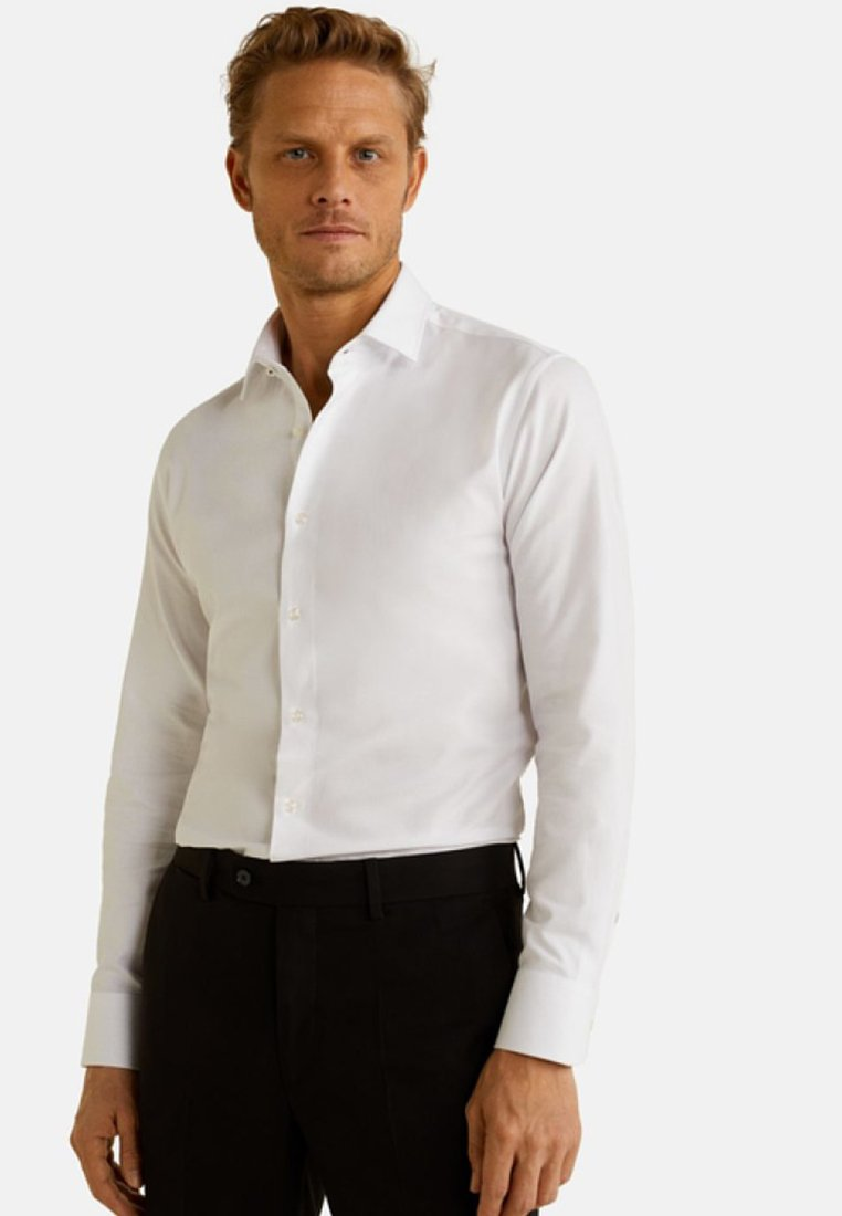 Mango - BEVIS - Businesshemd - white