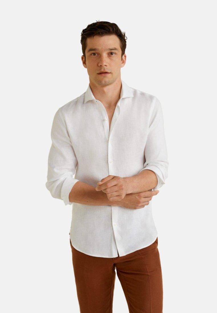 Mango - AVISPE - Skjorter - white