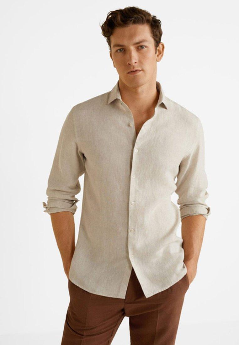 Mango - AVISPE - Shirt - beige