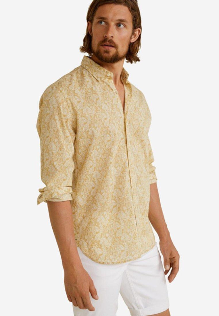 Mango - JILL - Hemd - beige