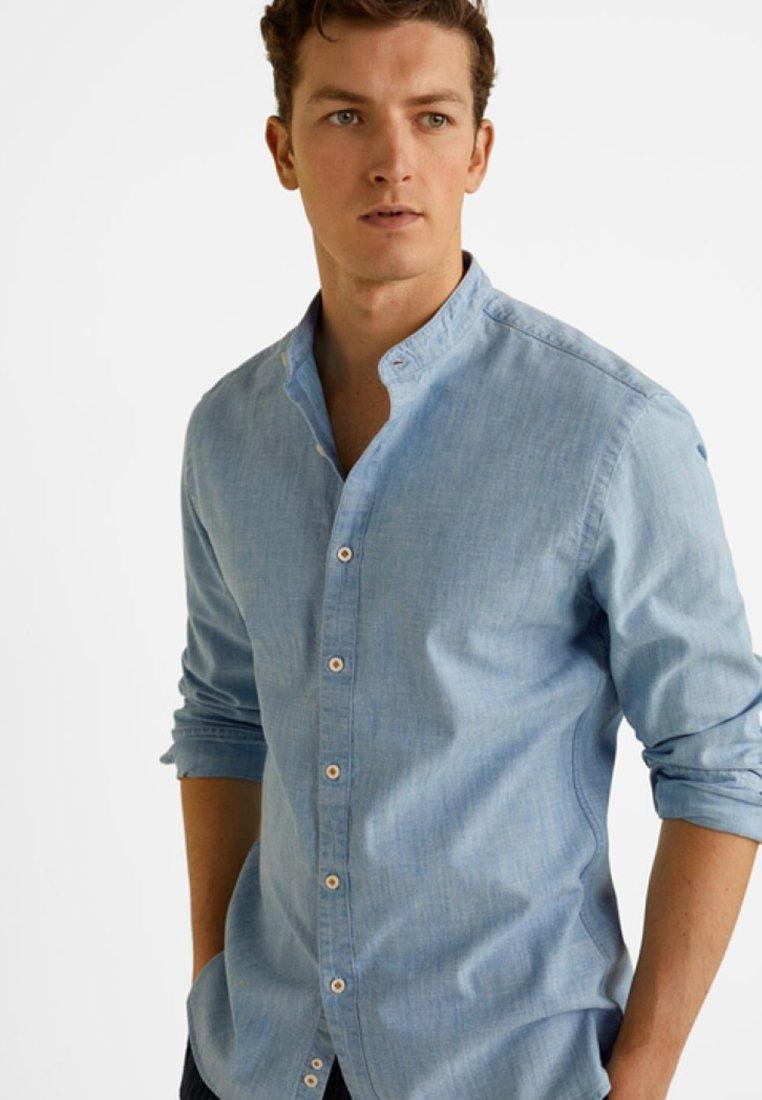 Mango - NOA - Shirt - blue