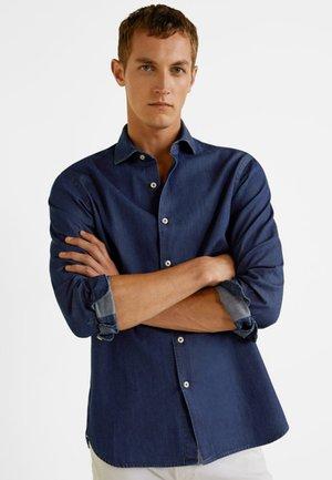 CHAMBRE - Shirt - dark blue