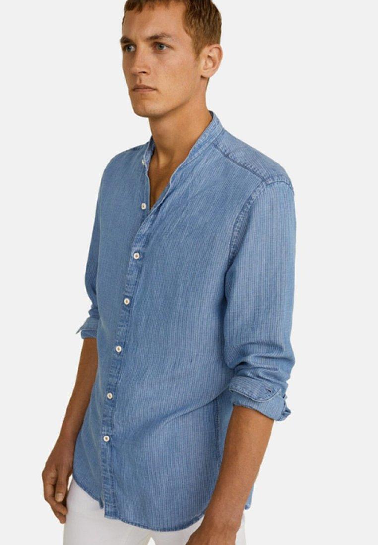 Mango - PATT - Shirt - blue