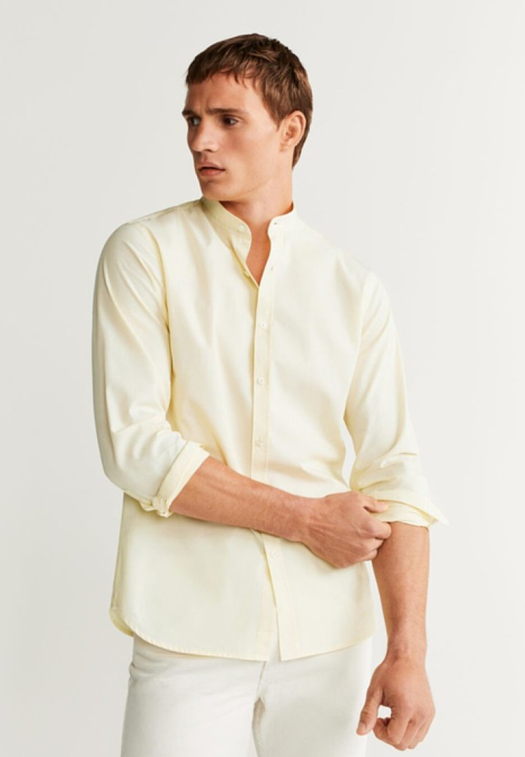 Mango - JACKSON - Shirt - yellow
