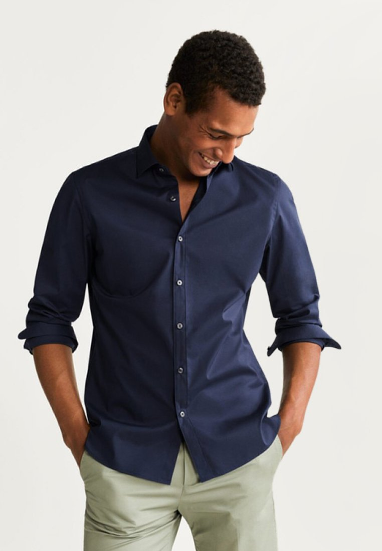 Mango - PLAY - Camicia - royal blue