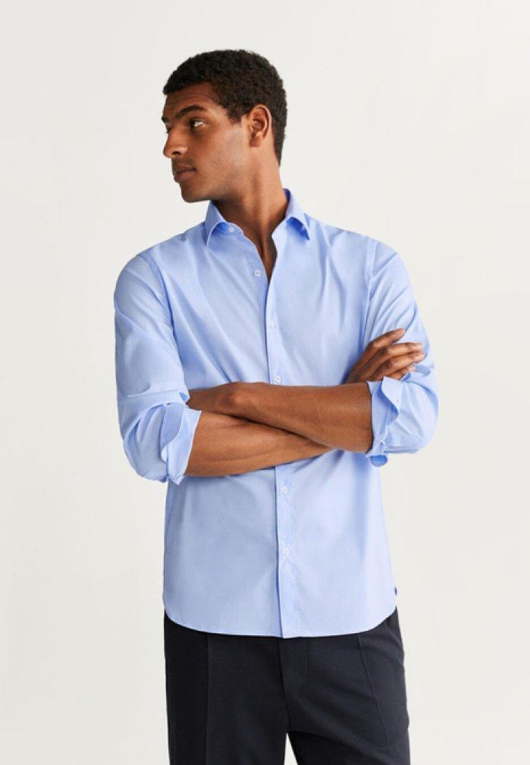 Mango PLAY - Camicia light blue