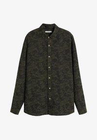 Mango - CAMU - Skjorter - khaki - 4