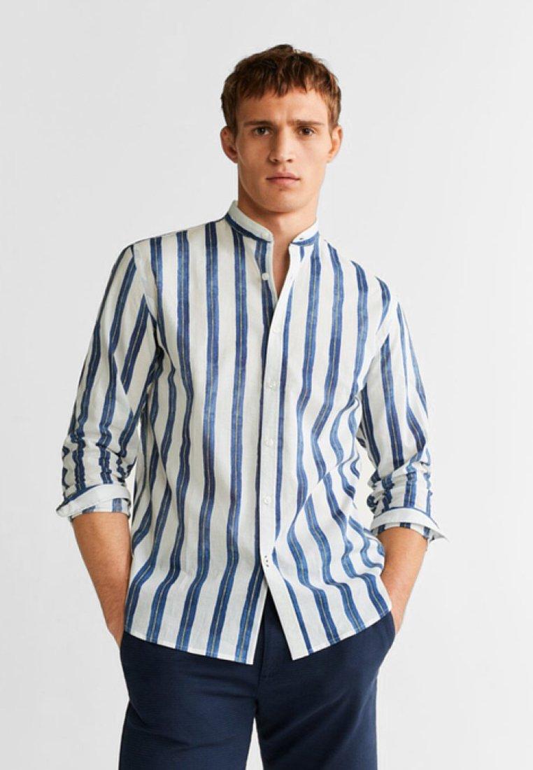 Mango - IGUALADA - Skjorter - blue