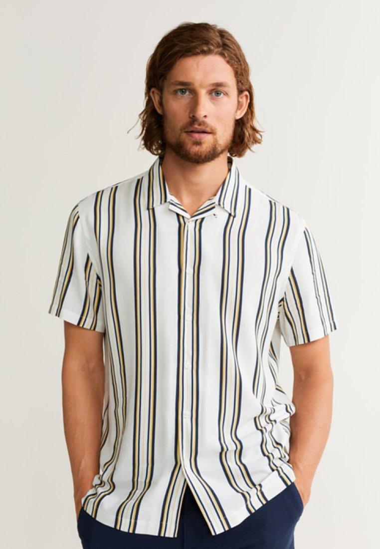 Mango - IAN - Shirt - white