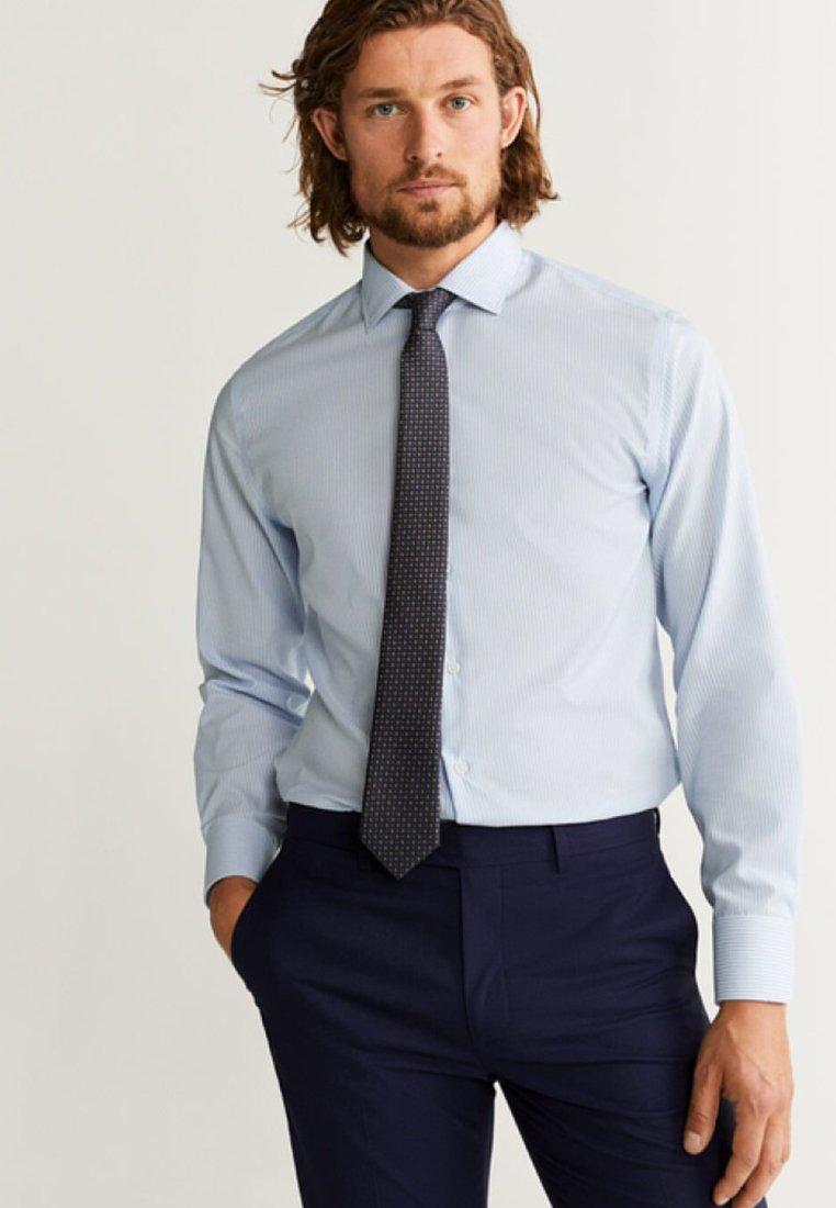 Mango - COCKPIT - Formal shirt - blue